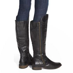 STEVE MADDEN 'Shawny' Zipper Detail Boots
